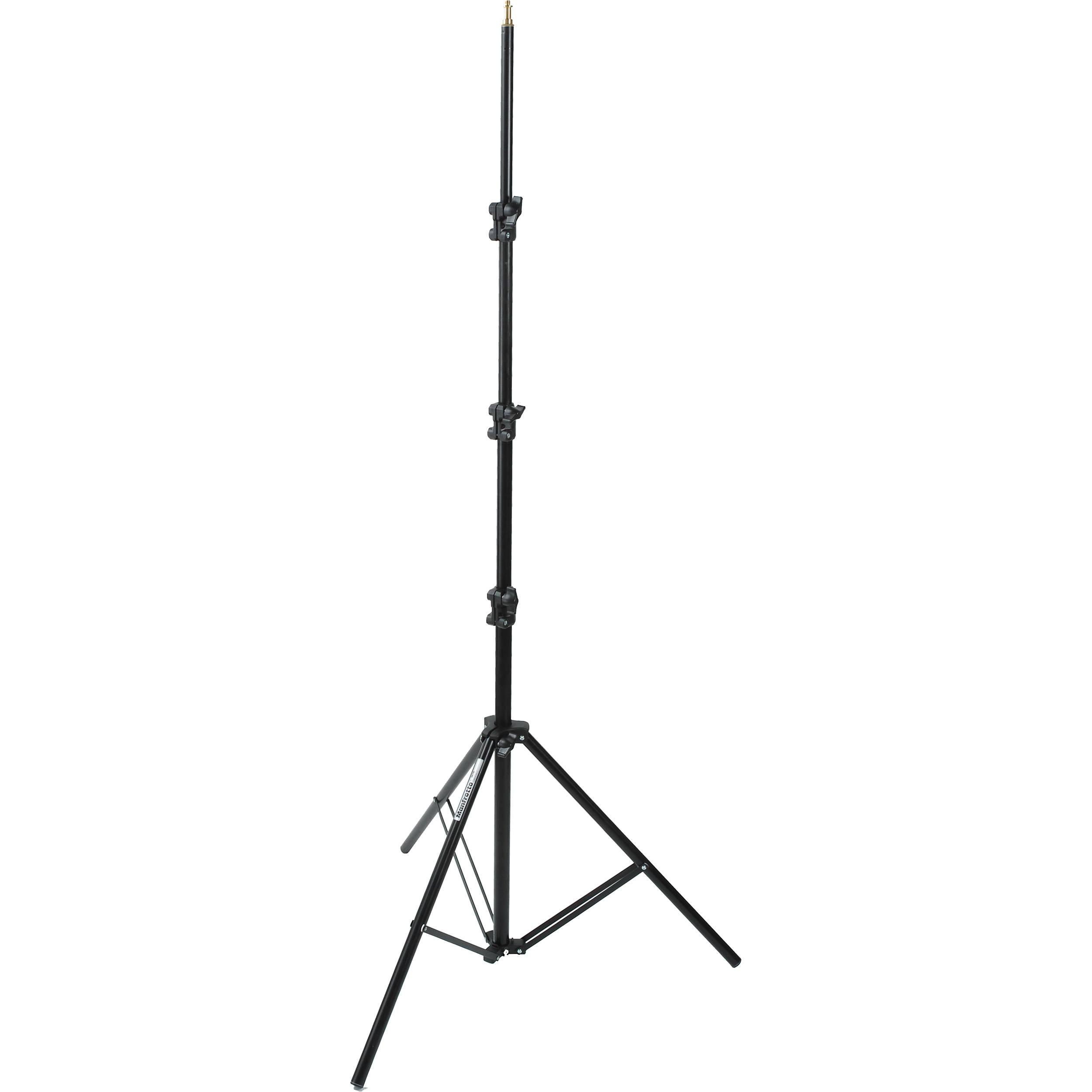 Manfrotto 367B Basic Light Stand