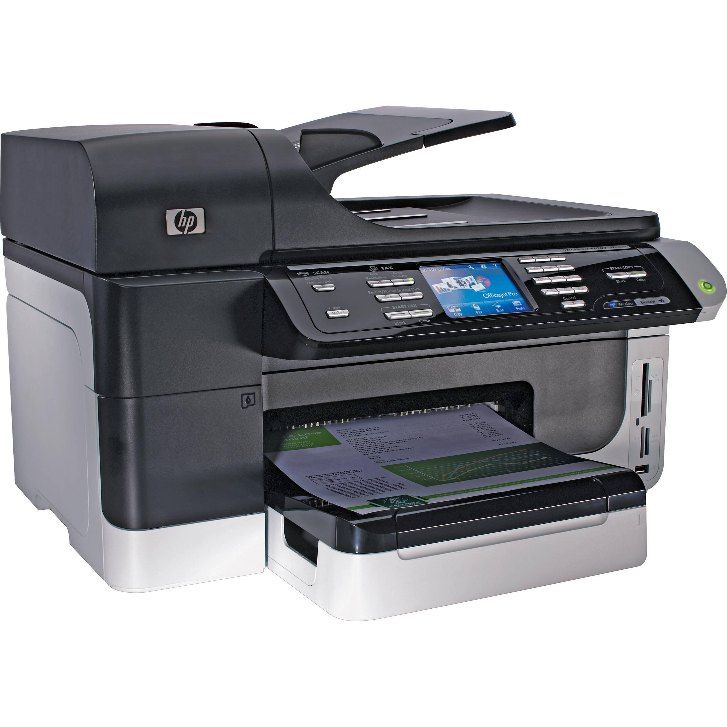HP Officejet Pro 8500 Wireless All-in-One Printer CB023A