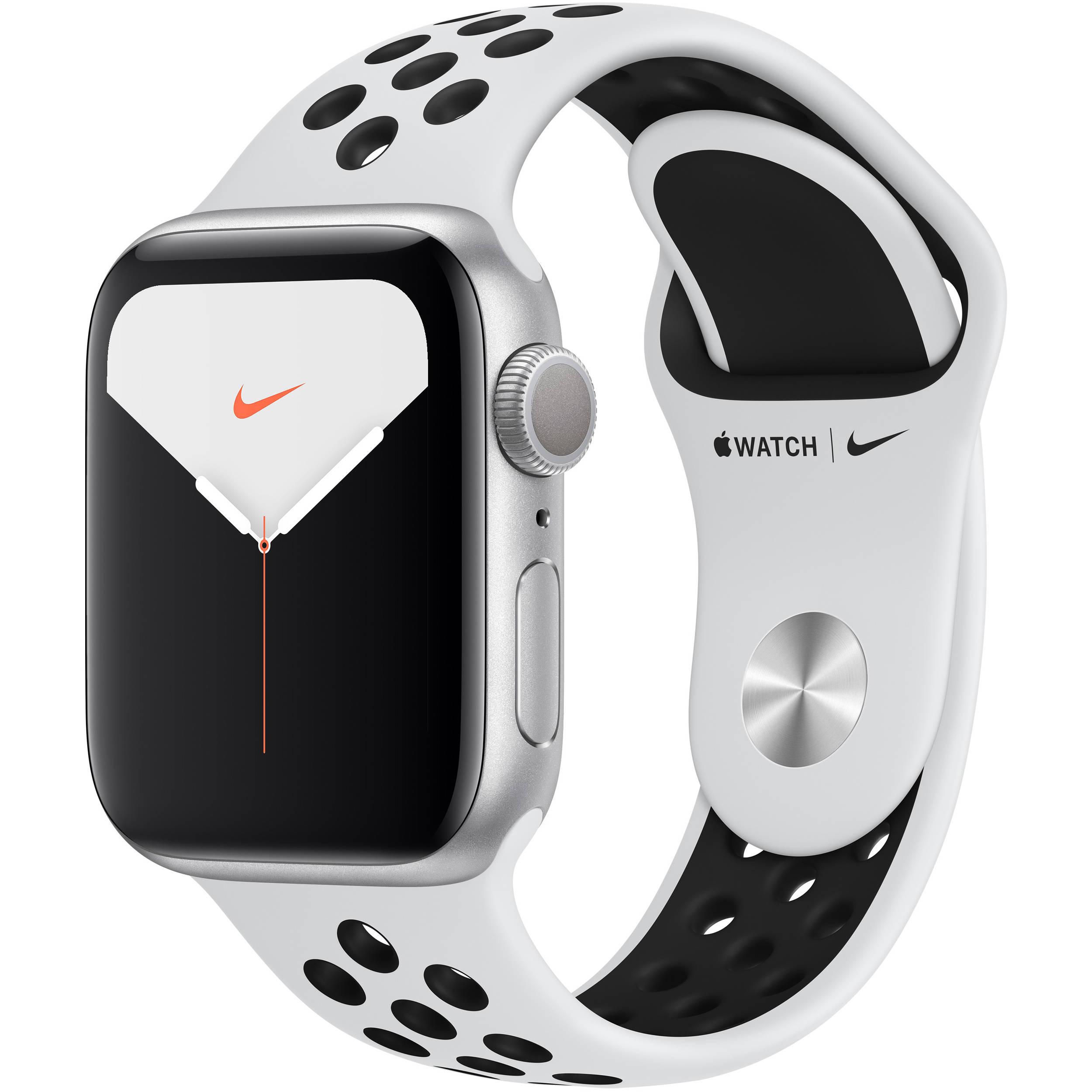 Eh horno Alabama  Apple Watch Series 5 MX3R2LL/A B&H Photo Video
