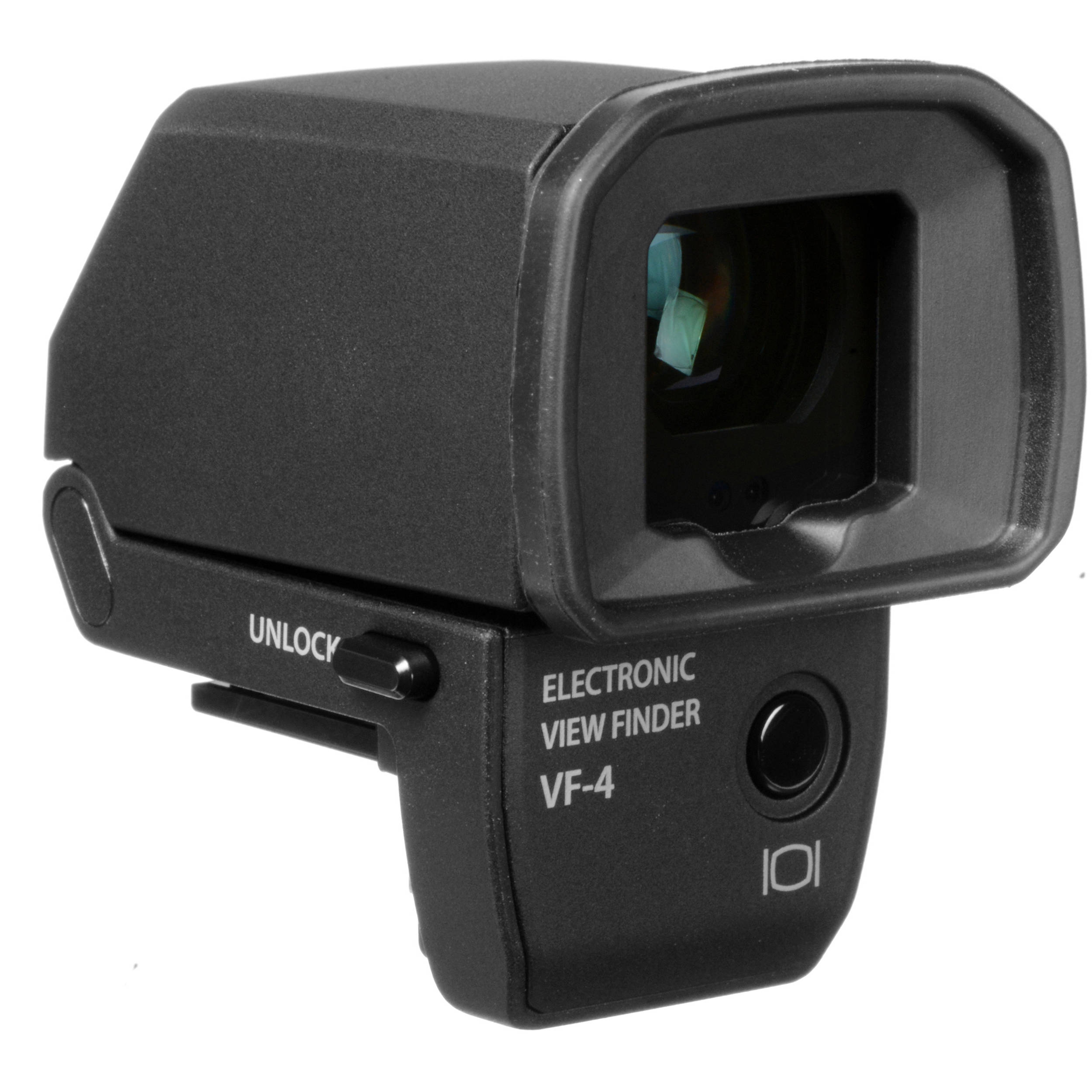 Black Olympus VF-2 Electronic ViewFinder