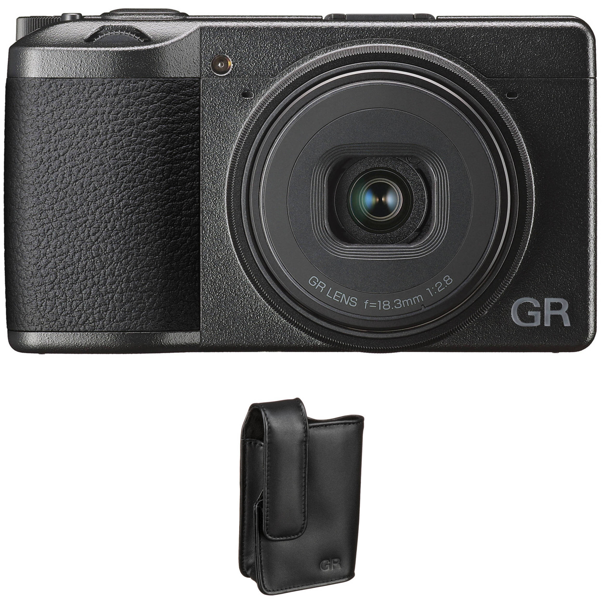 GC-9 Soft Case for Ricoh GR III Digital Compact
