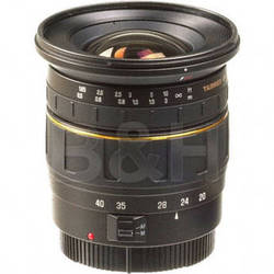 Tamron Zoom Super Wide Angle SP AF 20-40mm f/2.7-3.5 Aspherical IF Autofocus Lens for Canon EOS