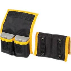 LensCoat BatteryPouch DSLR 2+2 (2-Pack, Black)