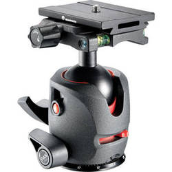 Manfrotto MH054MO-Q6 Magnesium Ball Head with Q6 Top Lock Quick Release