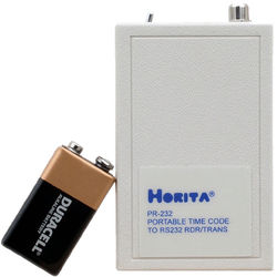 Horita PR-232 Mini Time Code to RS-232 Reader