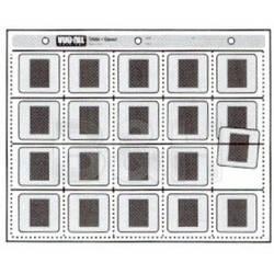 Vue-All 7860 35mm Slide Saver Archival Storage Page (Left Load, 100 Pack)