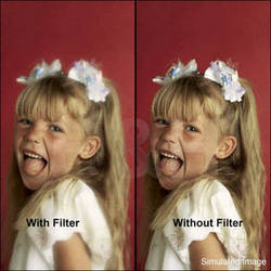 B+W 62mm Soft Focus 1 (WZ1) Filter