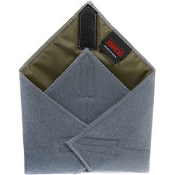 """Domke 11x11"""" Color Coded Protective Wrap (Gray)"""