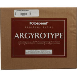 Fotospeed Argyrotype Printing Kit