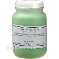 Photographers' Formulary Ferric Ammonium Oxalate - 1 Lb.