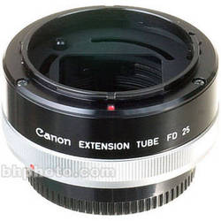 Canon FD25 Universal Extension Tube