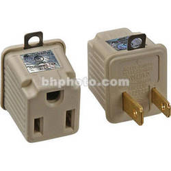 LTM 3-Prong to 2-Prong Plug Adapter