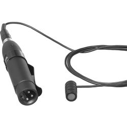 Shure MX185 - Cardioid Wired Lavalier Microphone