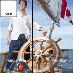 "Tiffen 4 x 4"" Clear Premium Coated Filter"