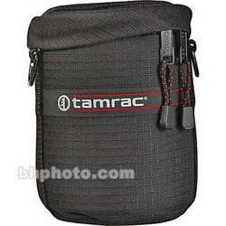 Tamrac 342 Lens Case, Small (Black)