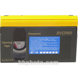 Panasonic AJ-CL12L Cleaning Cassette