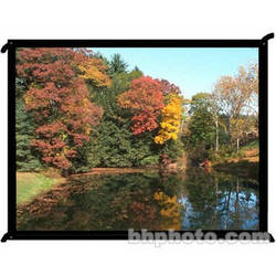 "Draper 140 x 140"" Replacement Screen Surface - Matte White"
