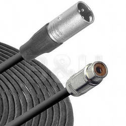 General Brand EXF 3-Pin XLR Male to RCA Female Cable - 3'