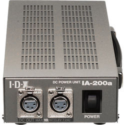 IDX System Technology IA-200a Dual Channel Camera Power Supply