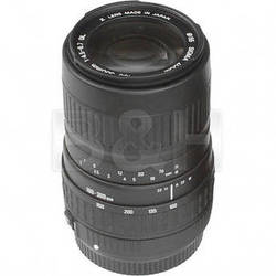 Sigma Zoom Telephoto 100-300mm f/4.5-6.7 DL Autofocus Lens for Canon EOS