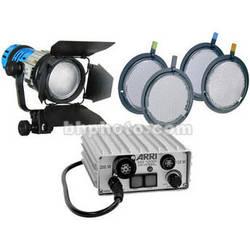 Arri 125W Pocket Par HMI DC Light Kit (24-34V DC)