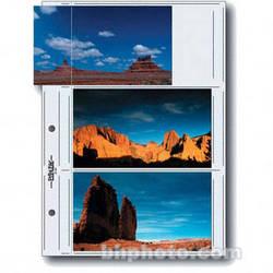 "Print File Premium Series-G Archival Storage Page, 4x7"" APS - 25 Pack"