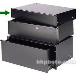 Raxxess Sliding Rack Drawer, 2-Spaces