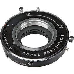Copal #1 Press Shutter - Self-Cocking
