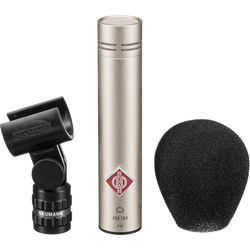 Neumann SKM 184 NI Stereo Matched Microphone Pair (Nickel)