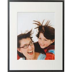 "Nielsen & Bainbridge Artcare Studio Frame - 11x14"" Mat with 8x10"" Opening (Matte Black)"