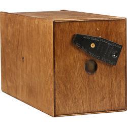 "Lensless 4 x 5"" Pinhole Camera 225mm/9"" (Telephoto, Baltic Birch)"