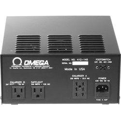 Omega Chromegatrol II Controller Power Pack (220V)