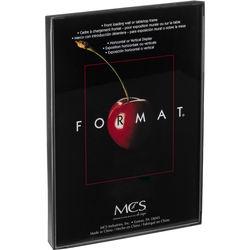 """MCS Format Frame (5 x 7"""", Black)"""