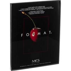 """MCS Format Frame (8 x 10"""", Black)"""