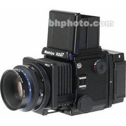 Mamiya RZ67 Professional II Value Pack Medium Format SLR Camera Kit