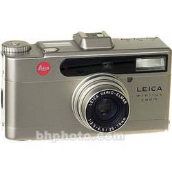 Leica Minilux Zoom Camera (Titanium)