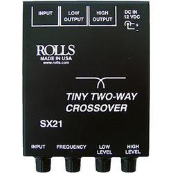 Rolls SX21 Crossover
