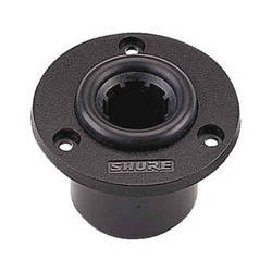 Shure A400SM - Recessed Shock Mount for Gooseneck Mics