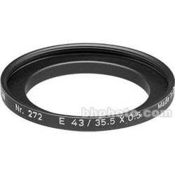 Heliopan 35.5-43mm Step-Up Ring (#272)
