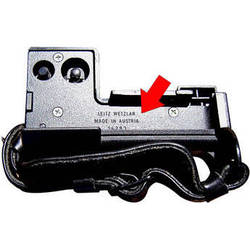 Leica Guide Plate for Pistol Stock R