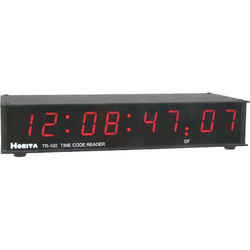Horita TR-100 LTC Reader / LED Display / MIDI Translator