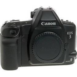 Canon EOS 3 35mm SLR Autofocus Camera Body