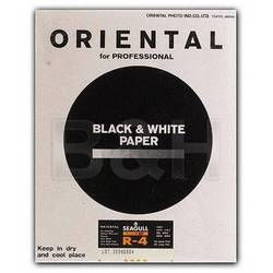 """Oriental Seagull RC-M Grade #4 RP Paper (Luster, 8 x 10"""", 20 Sheets)"""