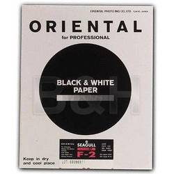 """Oriental Seagull RC-F Grade #2 RP Paper (Glossy, 11 x 14"""", 50 Sheets)"""