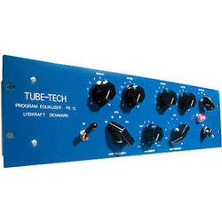 TUBE-TECH PE1C - Single Channel Passive Program Equalizer