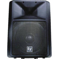 Electro-Voice Sx300E Two-Way PA Speaker - Black (Single)
