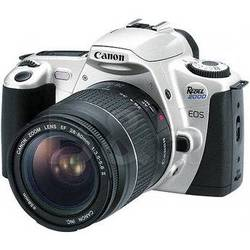 Canon EOS Rebel 2000 35mm SLR Autofocus Camera with 28-80mm f/3.5-5.6 EF II Lens