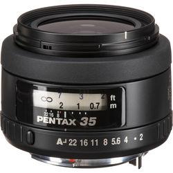 Pentax Wide Angle 35mm f/2.0 SMCP-FA  AL Autofocus Lens