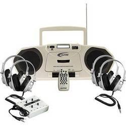 Califone 2385PLC Music Maker Plus Listening Center