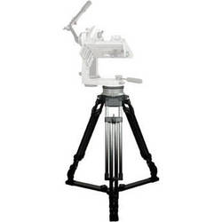Cartoni L504 Carbon Fiber 2-Stage ENG Tripod Legs (100mm Bowl)